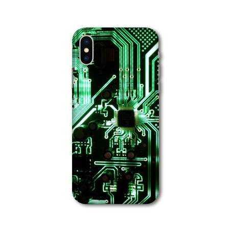 Coque Iphone XS Max Trompe oeil