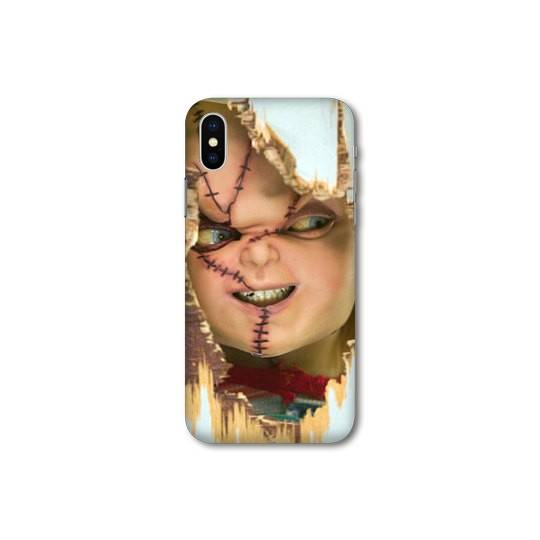 Coque pour iphone XS Max Horreur