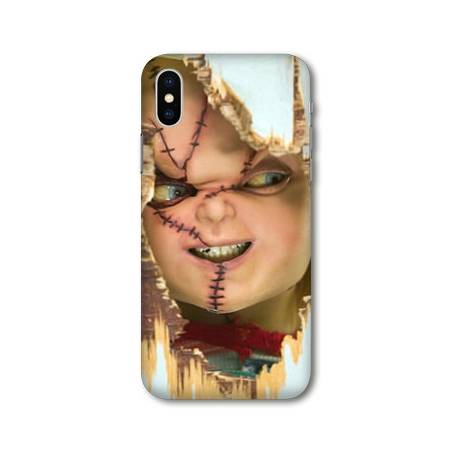 Coque Iphone XS Max Horreur