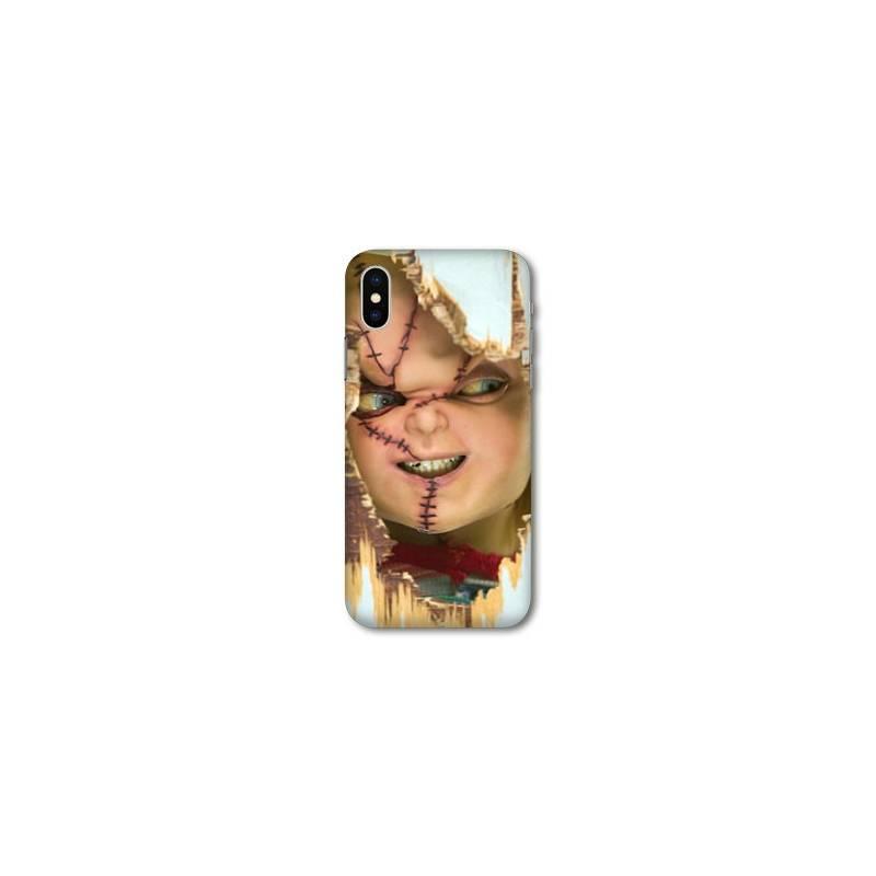 Coque Iphone XS Max Horreur