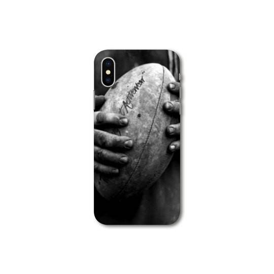 Coque Iphone XS Max Rugby