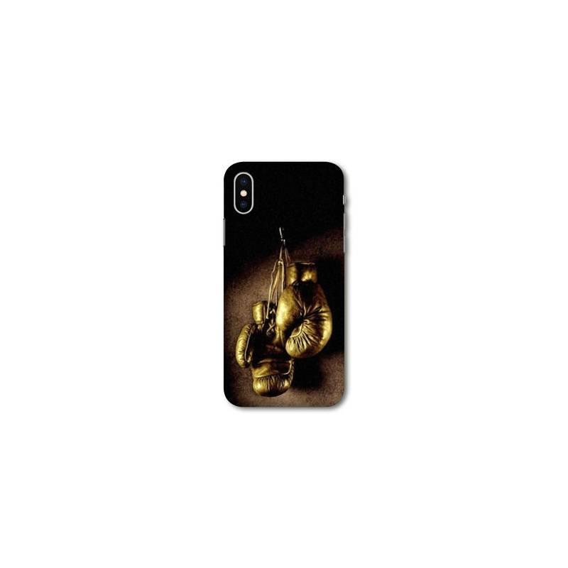 Coque Iphone XS Max Sport Combat