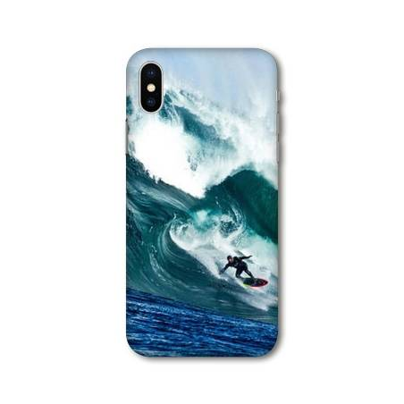 Coque Iphone XS Max Sport Glisse