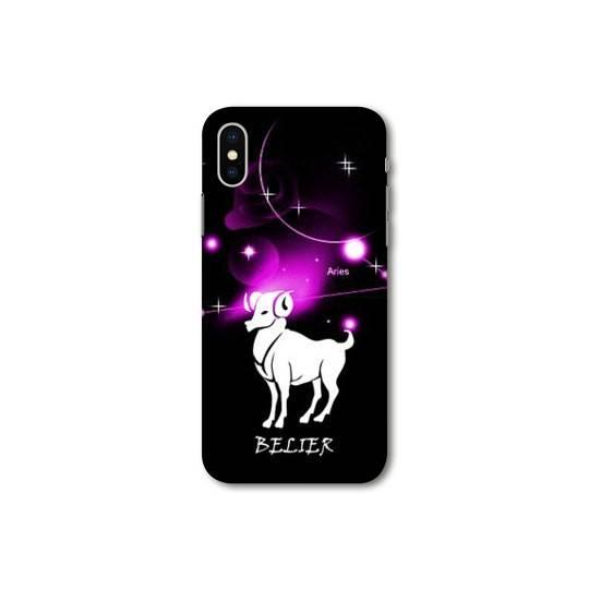 Coque pour iphone XS Max signe zodiaque