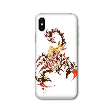 Coque Iphone XS Max reptiles