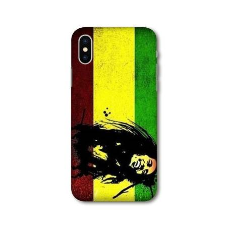 Coque Iphone XS Max Bob Marley