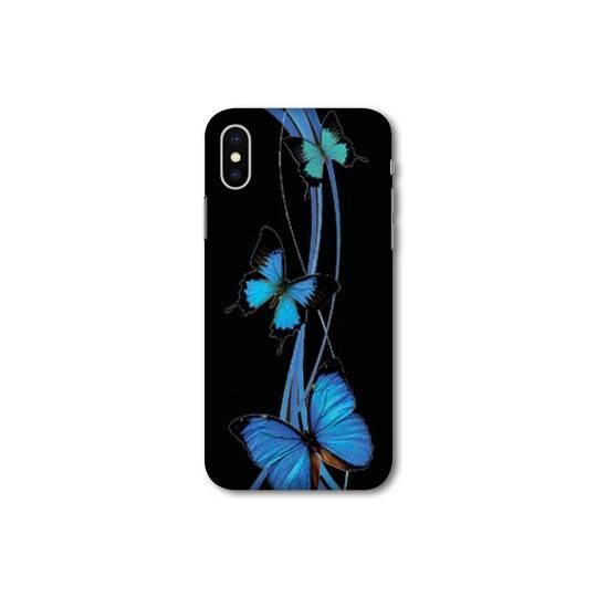 Coque pour iphone XS Max papillons
