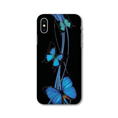 Coque Iphone XS Max papillons