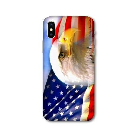 Coque Iphone XS Max Amerique