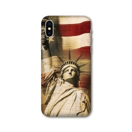 Coque Iphone XS Max Amerique