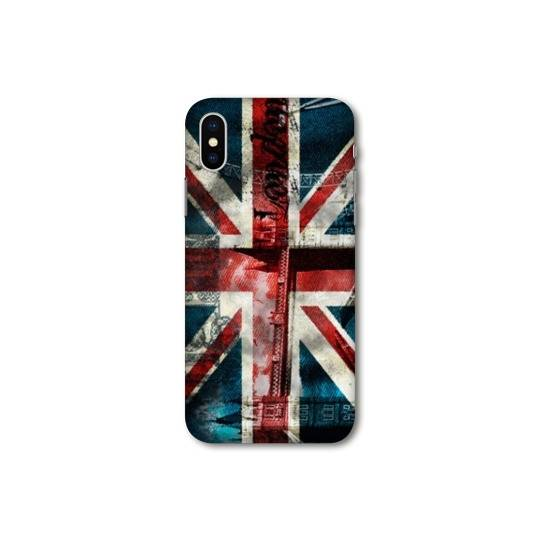 Coque pour iphone XS Max Angleterre