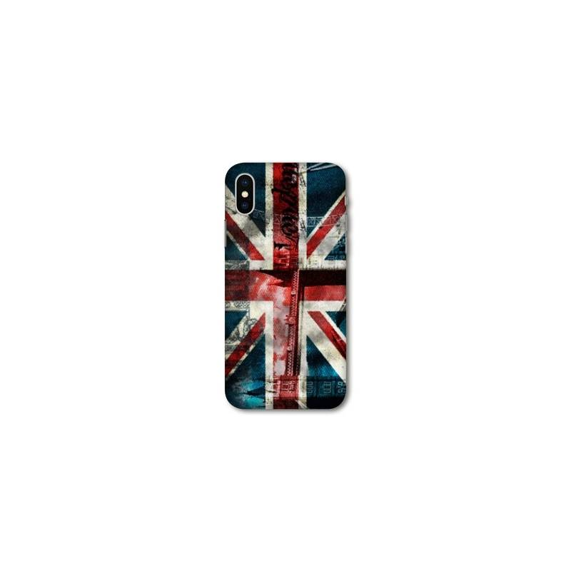 Coque Iphone XS Max Angleterre