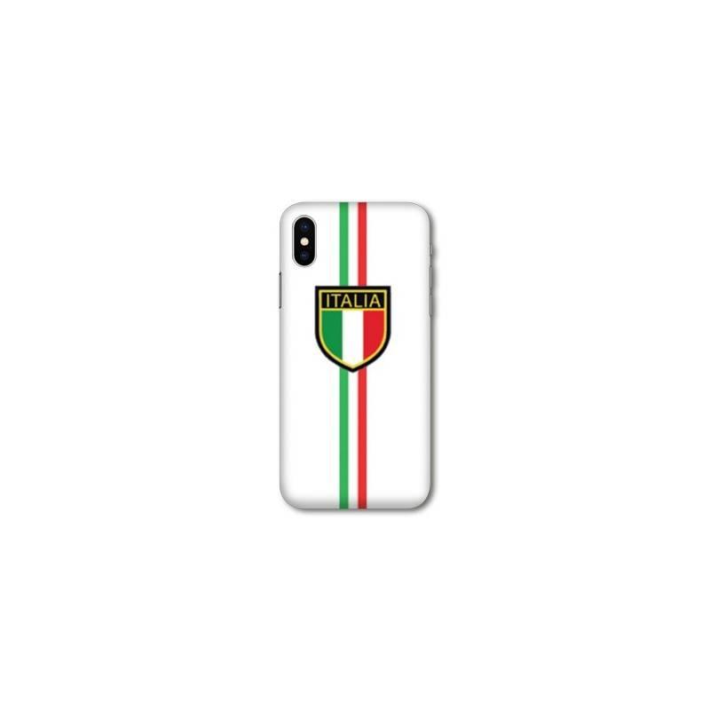 Coque pour iphone XS Max Italie