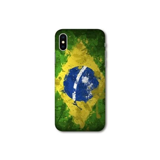 Coque pour iphone XS Max Bresil