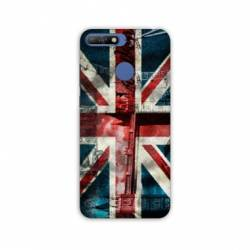 Coque Huawei Y6 (2018) / Honor 7A Angleterre