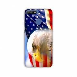 Coque Huawei Y6 (2018) / Honor 7A Amerique