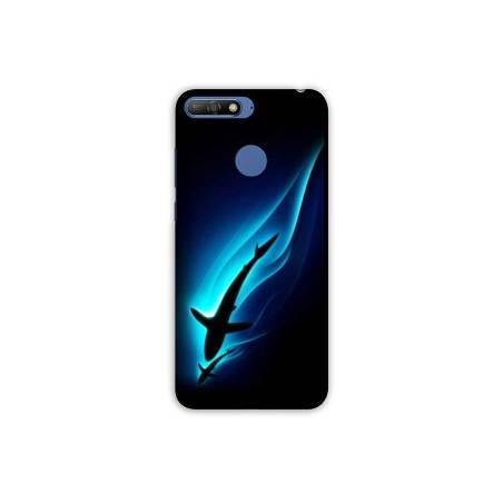 Coque Huawei Y6 (2018) / Honor 7A animaux 2