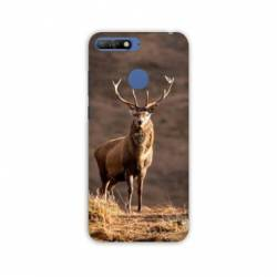 Coque Huawei Y6 (2018) / Honor 7A chasse peche