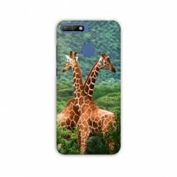 Coque Huawei Y6 (2018) / Honor 7A savane