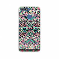 Coque Huawei Y6 (2018) / Honor 7A motifs Aztec azteque
