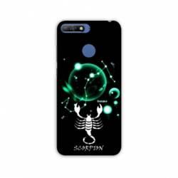 Coque Huawei Y6 (2018) / Honor 7A signe zodiaque