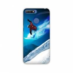 Coque Huawei Y6 (2018) / Honor 7A Sport Glisse