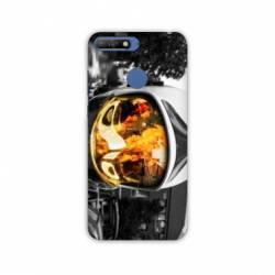 Coque Huawei Y6 (2018) / Honor 7A pompier police