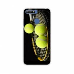 Coque Huawei Y6 (2018) / Honor 7A Tennis