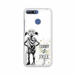 Coque Huawei Y6 (2018) / Honor 7A WB License harry potter dobby