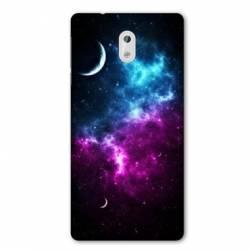 Coque Nokia 3.1 (2018) Espace Univers Galaxie