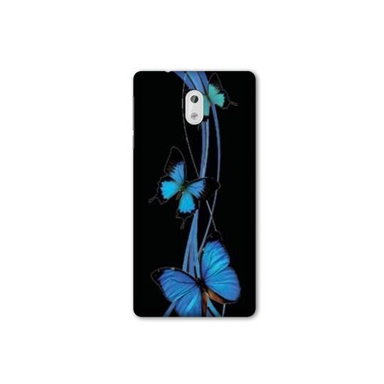 Coque Nokia 3.1 (2018) papillons