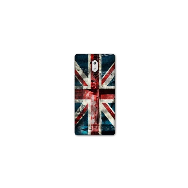 Coque Nokia 3.1 (2018) Angleterre