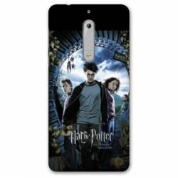 Coque Nokia 5.1 (2018) WB License harry potter D
