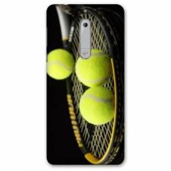 Coque Nokia 5.1 (2018) Tennis