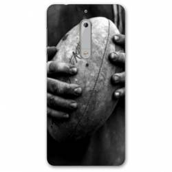 Coque Nokia 5.1 (2018) Rugby