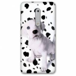 Coque Nokia 5.1 (2018) animaux