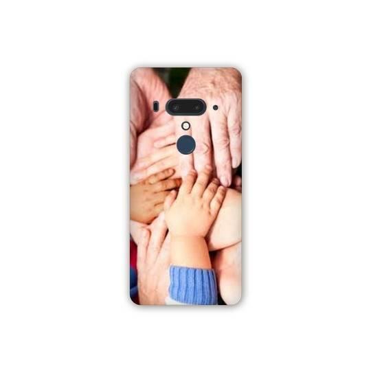Coque HTC U12+ personnalisee
