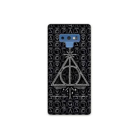 Coque Samsung Galaxy Note 9 WB License harry potter pattern