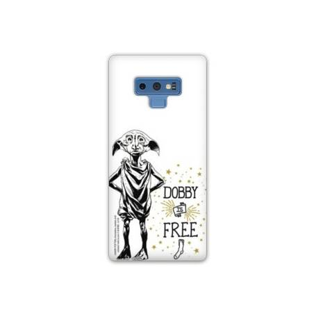 Coque Samsung Galaxy Note 9 WB License harry potter dobby