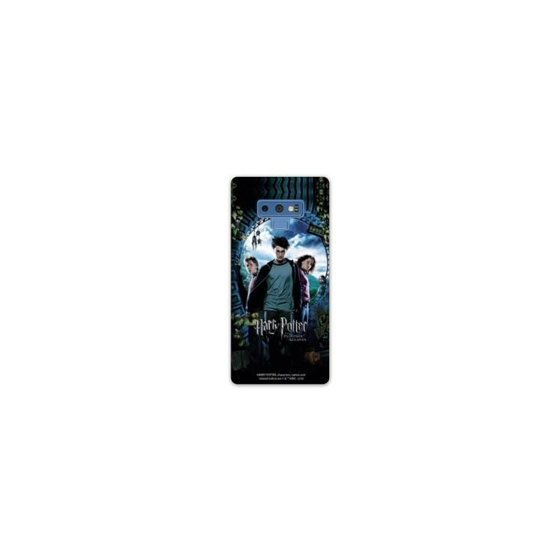 Coque Samsung Galaxy Note 9 WB License harry potter D