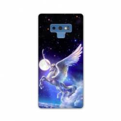 Coque Samsung Galaxy Note 9 Licorne