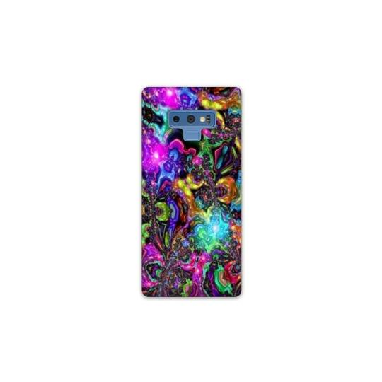 Coque Samsung Galaxy Note 9 Psychedelic