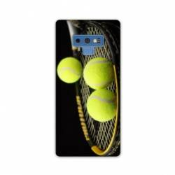 Coque Samsung Galaxy Note 9 Tennis