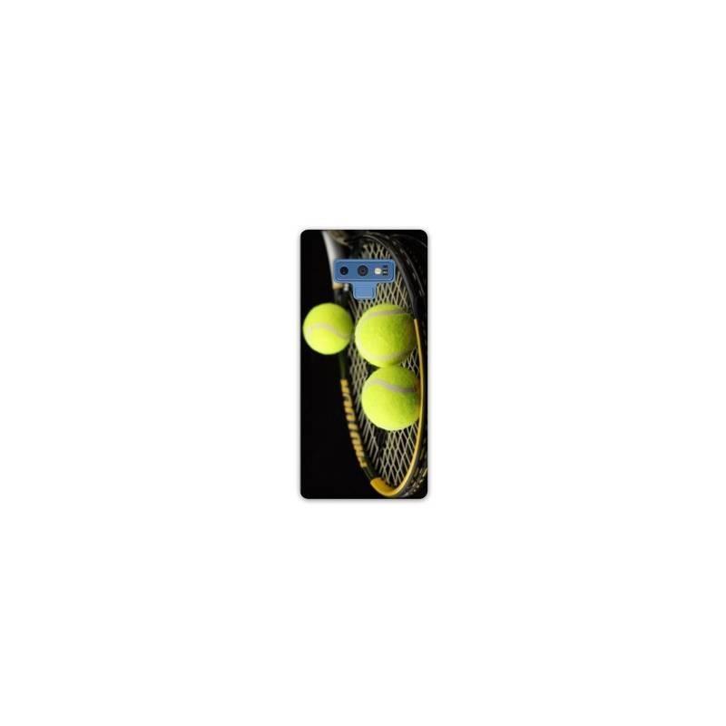 Coque Samsung Galaxy Note 9 Tennis