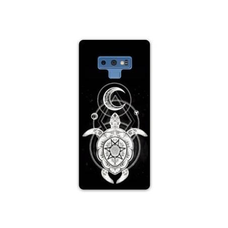 Coque Samsung Galaxy Note 9 Animaux Maori