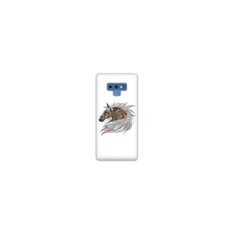 Coque Samsung Galaxy Note 9 Animaux Ethniques