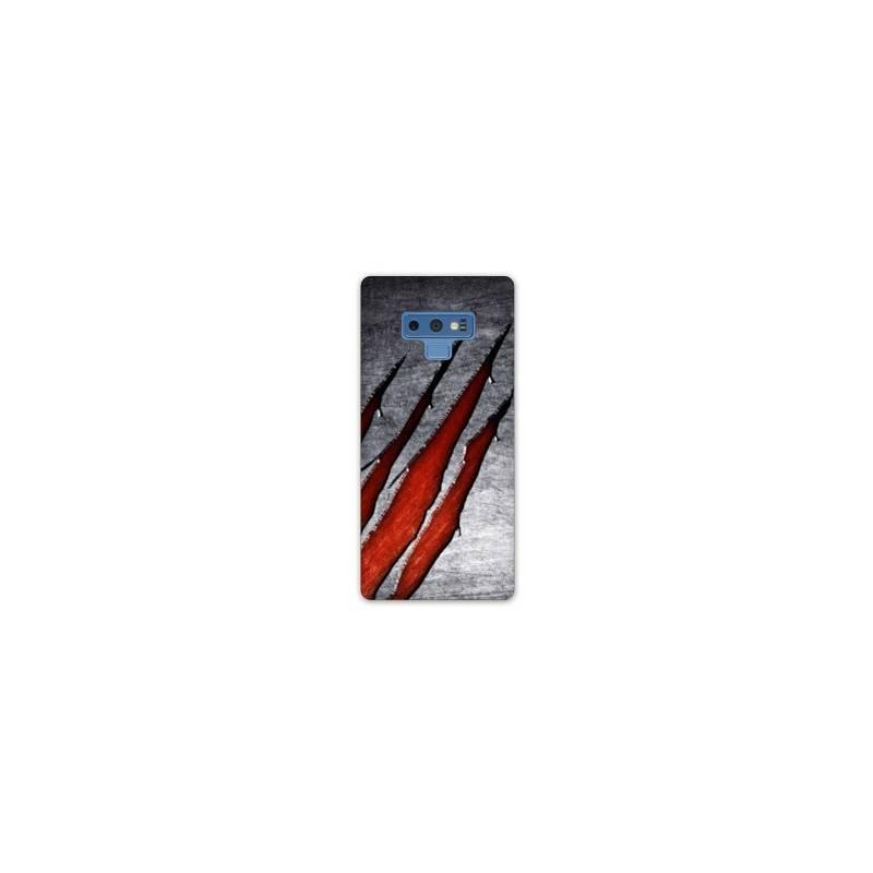 Coque Samsung Galaxy Note 9 Texture
