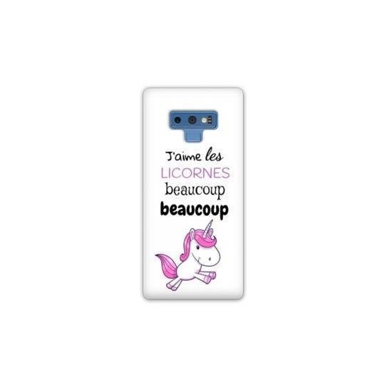 Coque Samsung Galaxy Note 9 Decale