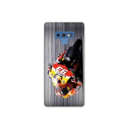 Coque Samsung Galaxy Note 9 Moto