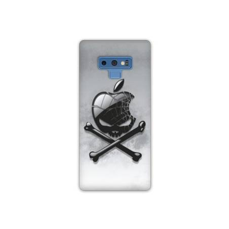 Coque Samsung Galaxy Note 9 apple vs android